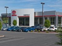 Visit Fairfield Auto Group in Montoursville for your