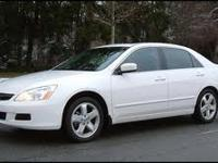 UTILIZED 2007 Honda Accord 4dr Sdn Auto.