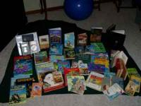 Variety of story books & reference books - $1 - $10-