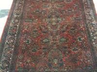 Very Nice Falasiri Oriental Rug Size 9x12 No. 5188 From