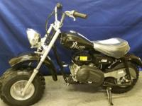 New Falcon 6.5Hp 196cc Dirt Bug Motorcycle 4 stroke