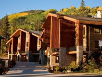 Situated at the base of the Columbine Chairlift at