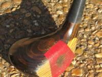 Golf Clubs: Falcon Woods Only - $10 Vintage persimmon