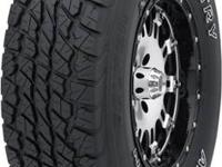 (ZEKE'S CUSTOM WHEELS ) FALKEN HIGH COUNTRY A/T TIRES