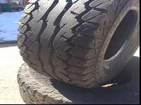 I have two Rocky Mountain falken tires that I haven't