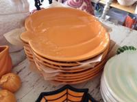 Thanksgiving and Halloween Fine Dinnerware collection:
