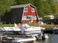 Stay at Pier 66 on Canadohta Lake! We have 3 lake front