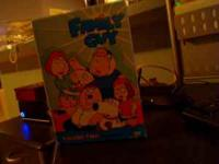 SEASON 3 VOLUME TWO FAMILY GUY DVDS ONLY $10.00 cash