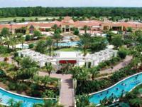 8 Day 7 night stay at the beautiful Orange Lake Resort