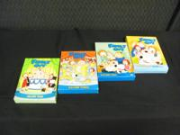 For Sale: Family Guy Volume 1-4 Complete sets.  These