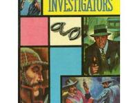 Famous Investigator Real Life Stories by Deming,
