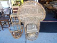 FOLLOWER BACK RATON RETRO CHAIR ... 89.00. The Prize