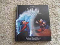 I am selling Disney's Fantasia 2000 Deluxe Read-Along