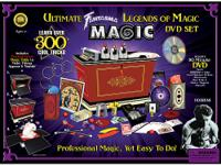 The Fantasma Ultimate Legends of Magic DVD Set is an