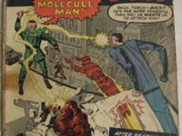 FANTASTIC FOUR# 20 Nov 1963 1st Molecule Man/Origin