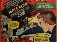 FANTASTIC FOUR# 22 Jan 1964 Silver Age KEY Stan Lee and