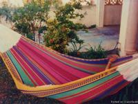 Our brilliantly colored hammocks are the most
