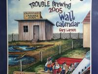 Far Side calendars Wall calendars for 2005 & 2008