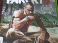 Farcry 3 for the xbox 360 for$15 . call or text