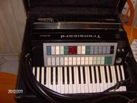 Farfisa Model TD-54 Transicord De Luxe Made in Italy