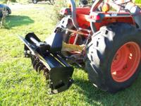 Selling a new 4 ft. Bush Hog with PTO --$590. ( Also