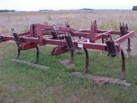 I HAVE SEVERAL PIECES OF FARM EQUIPMENT I AM SELLING