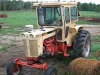Farm equipment no longer needed: 930 case comfort king