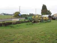 Misc. farm machinery I no longer need, including Case 8