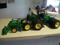 SELLING FARM TOY COLLECTION..CALL FOR DETAILS AND