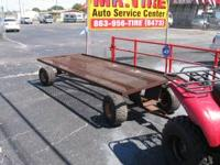 Farm Trailer. Call George at  Location: Winter Haven