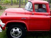 1957 GMC Farm Truck in excellent condition. Found in