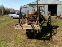 I have a FARMAL H International Tractor for sale