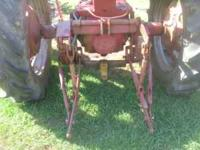 3 point hitch off of a 400, includes cylinder, should