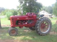 Runs good, no smoke, power steering, 12volt, no pto or