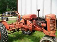 I have a farmall Bn for sale. It is actually a Farmall
