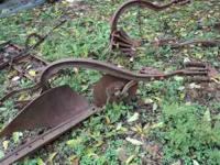 Farmall Cub Drawbar Plow. $100.00 Call  Location: