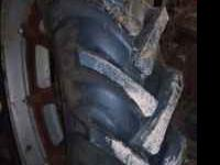 I have a farmall H with brand new 13.6 -38 tires that