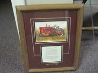 I have for sale a Farmall Model M 1939 - 1952