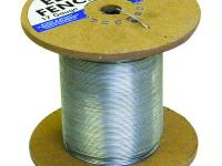 This FARMGARD 1/4 Mile 17-Gauge Galvanized Electric