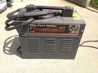 In good working condition. 115v 15 amp and 20 amp