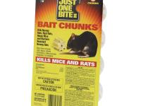 Farnam Just One Bite 1 lb. Bait Chunks for Rats and