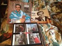 Faron Young CD Box Set By Bear Family Records 5 CD's