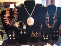 I HAVE A VARIETY OF FASHION JEWELRY FOR SALE. THE