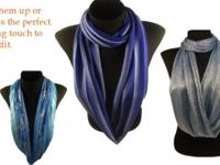 Fashion scarves that will take your breath away, for