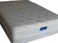 Brand new Queen Premier Eurotop mattress $299. 10 yr.