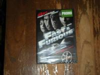 FOR SALE: A BRAND NEW UNOPENED DVD COPY of Fast &