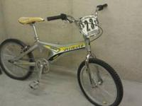 """Fatboy Specialized 20"""" BMX bike decent shape. $100.00"""