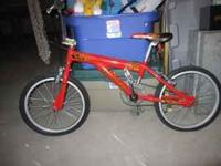Classic Fatboy Specialized BMX/dirt racing bike. Heavy