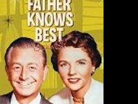 Father knows best Season 6 DVD Set.  5 discs, all