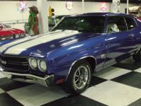 One of the Hottest Muscle Cars on the Market Today can